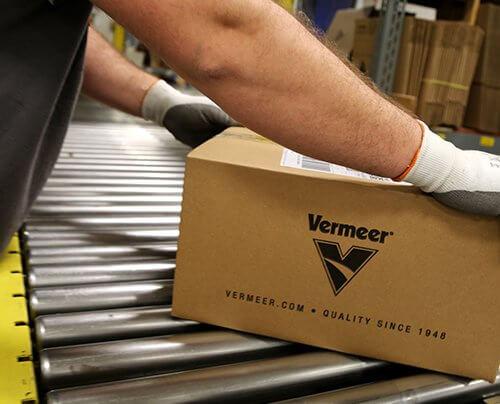 Vermeer Equipment Parts